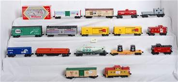670 17 mixed Lionel K Line MTH cars