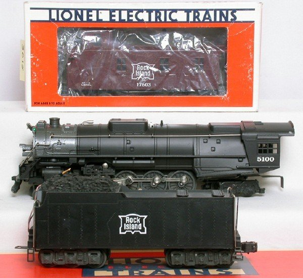 3015: Lionel 18001 and 17603