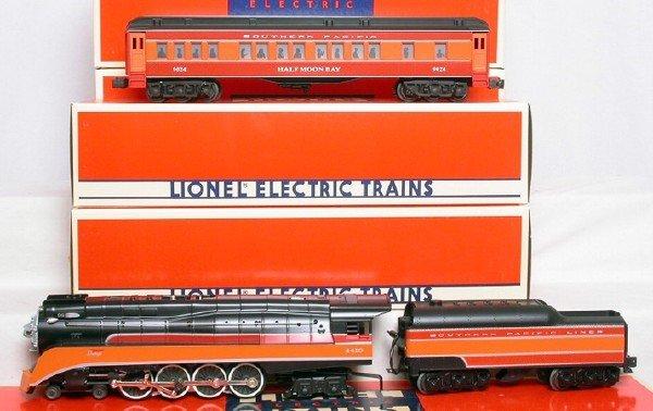 3021: Lionel 18007,19023,19024,19025,19026