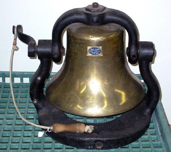 3111: New York Central Presentation Bell, Hudson?