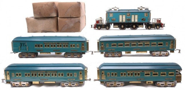 126: AF Two-Tone Blue Presidents Special Pass Set