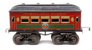 312 Hafner Overland Southern Pacific 8Wheel Coach