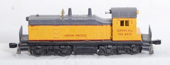 1: Lionel No. 613 Union Pacific NW-2 diesel switcher