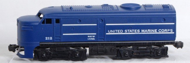 17: Tough Lionel No. 212T United States Marine Corps