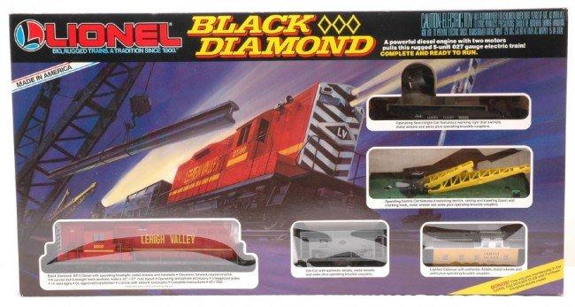 1: Lionel Black Diamond Freight Set 11702 MINT Boxed