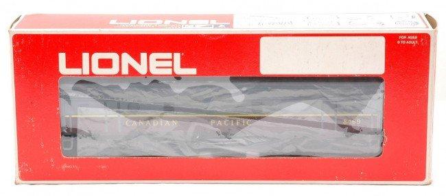 6: Lionel 8469 Canadian Pacific F3 Dummy B MINT OB