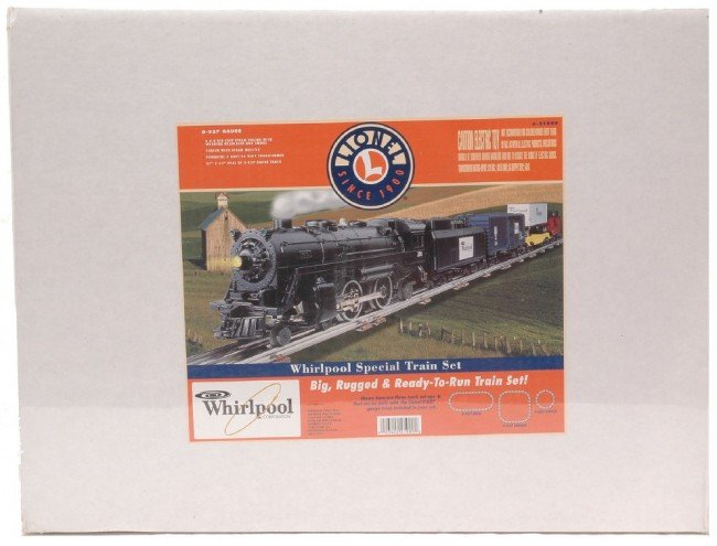 7: Lionel Whirlpool Freight Set 21999 MINT Boxed