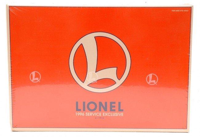 21: Lionel 11912 Switcher Service Exclusive 1996 MIB
