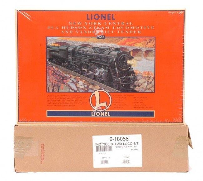 320: Lionel 18056 NYC J1-e Hudson and Tender MIB