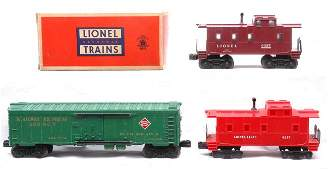 514 Lionel 6572 REA Reefer LN 6257 6357 Boxed