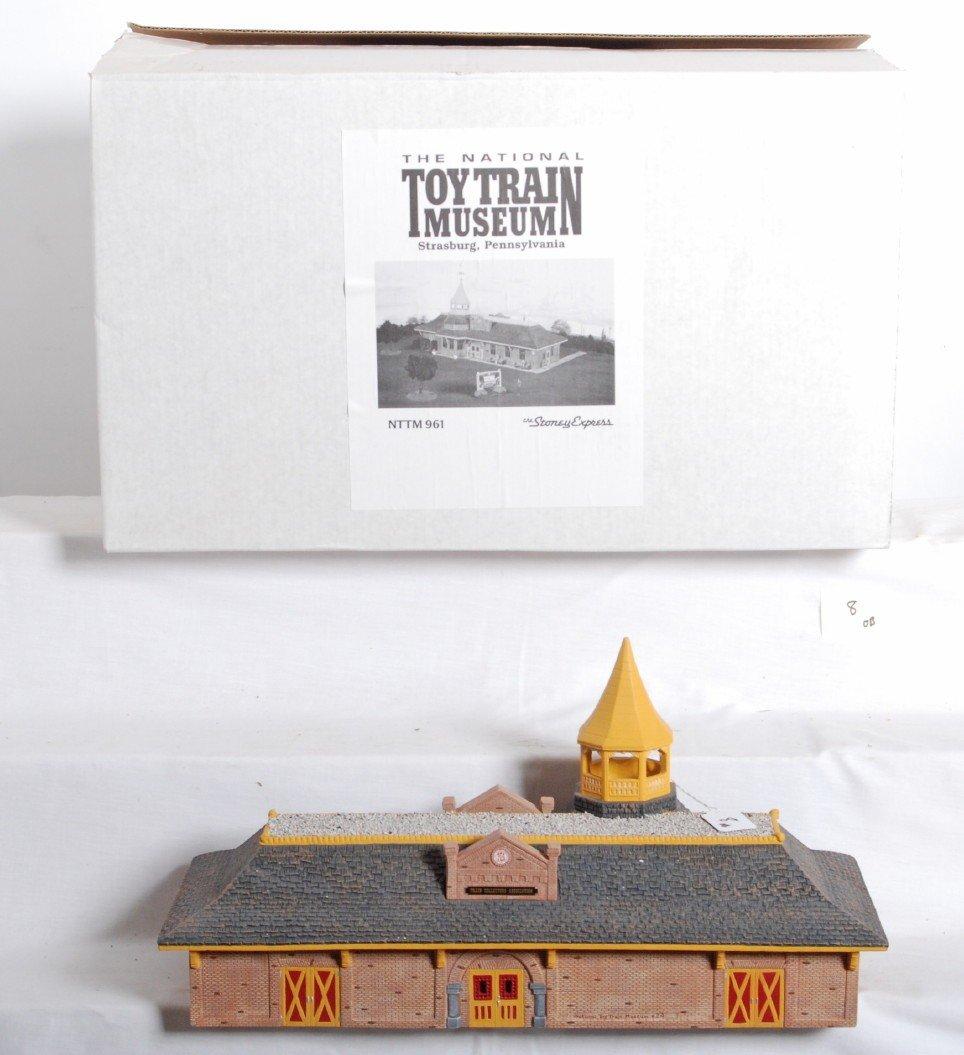 8: TCA Museum replica
