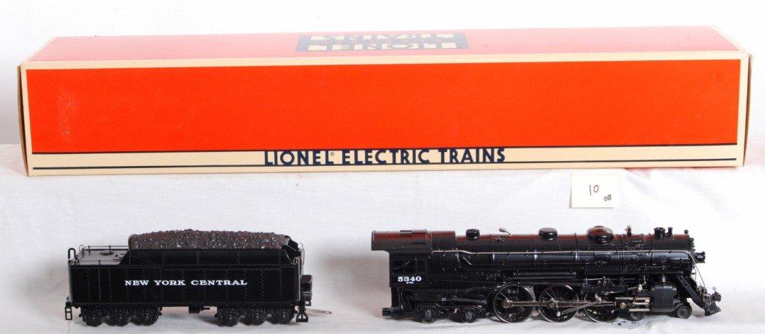 10: Lionel 18005 NYC 700E Hudson