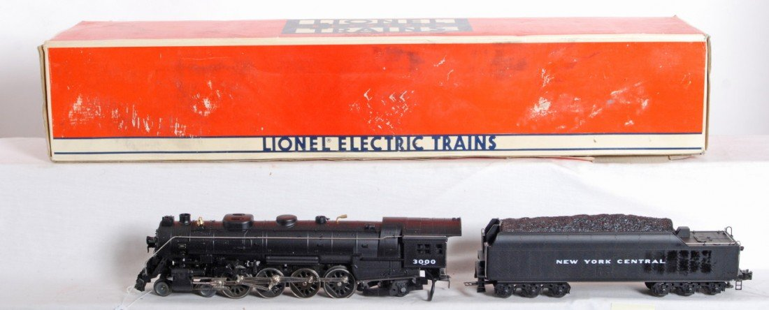 16: Lionel New York Central 18009 Mohawk