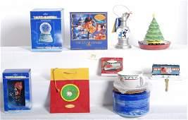 391: Neat Hallmark Polar Express items