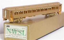 165: NWSL unptd HO Erie modernized Stillwell coach