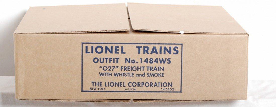 11: Lionel 31778 1484WS passenger set