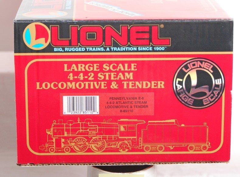 24: Lionel G Scale Pennsylvania 4-4-2 Atlantic - 4