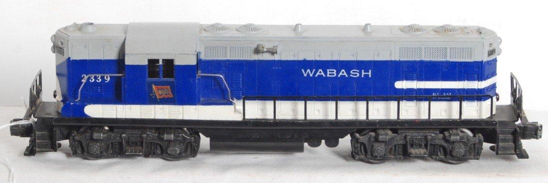 808: Lionel No. 2339 Wabash GP diesel