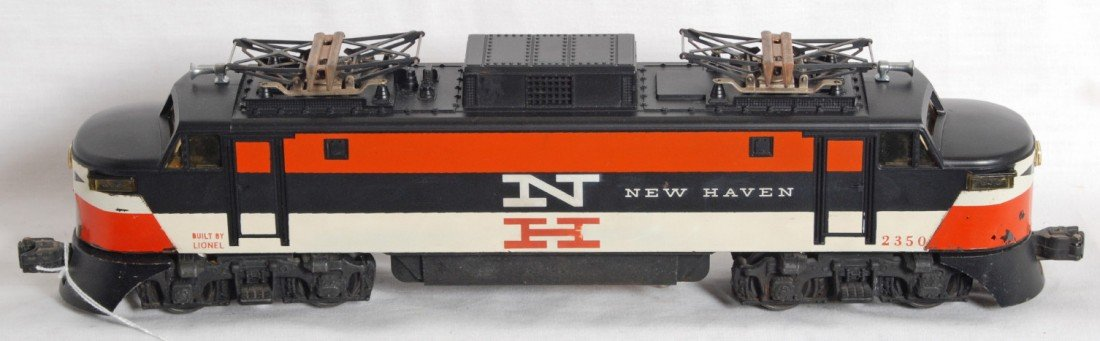 817: Lionel 2350 New Haven EP-5 electric