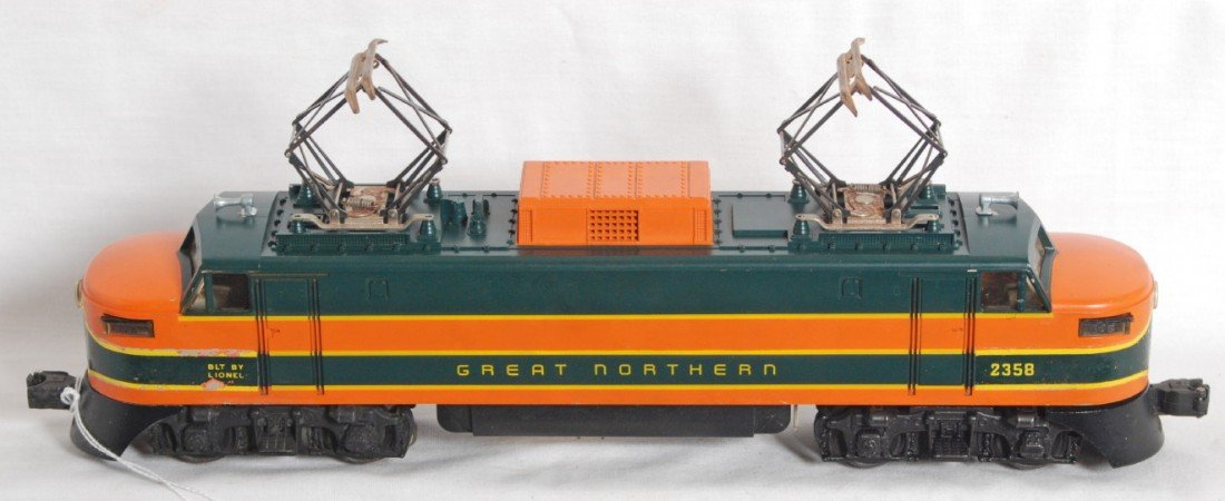 818: Lionel No. 2358 Great Northern EP-5 electric locom