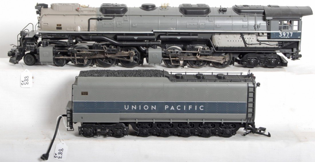 883: MTH G scale 3977 Union Pacific Challenger