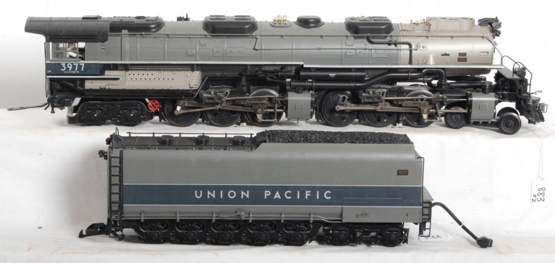 883: MTH G scale 3977 Union Pacific Challenger - 2