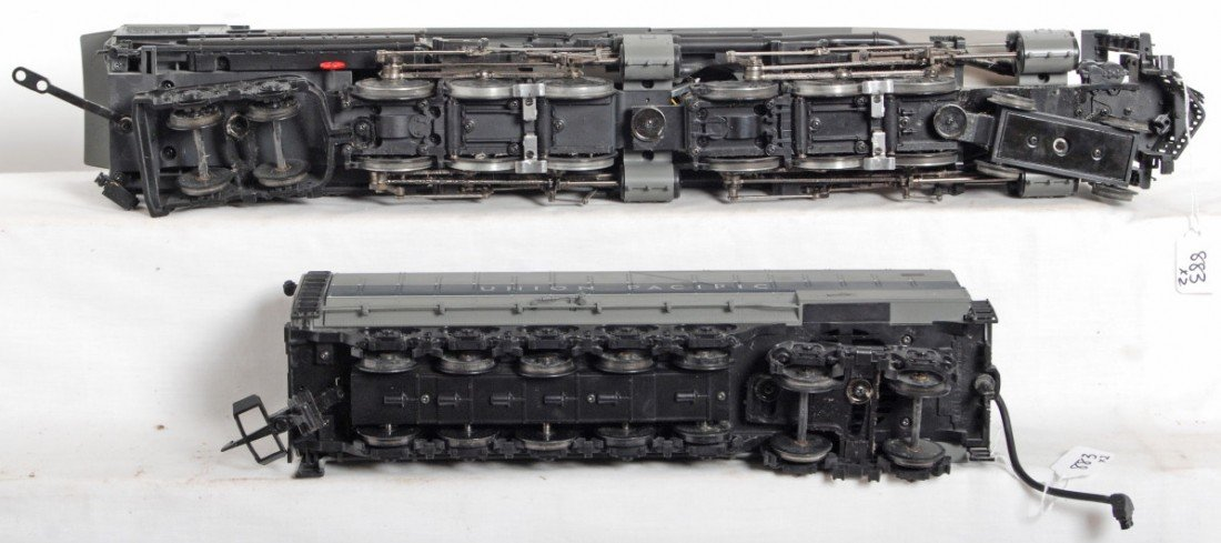 883: MTH G scale 3977 Union Pacific Challenger - 3