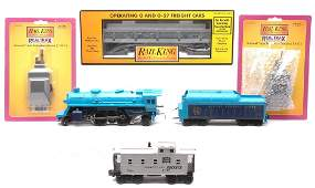 143 Lionel 8303 9070 RK by MTH 307925 two 401028