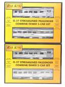 471 RK MTH two 306126 NYC Empire State Express Sets