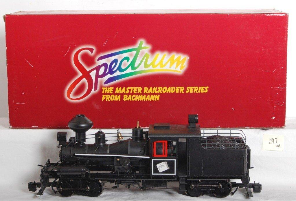 297: Bachmann 81798 undecorated G scale Heisler