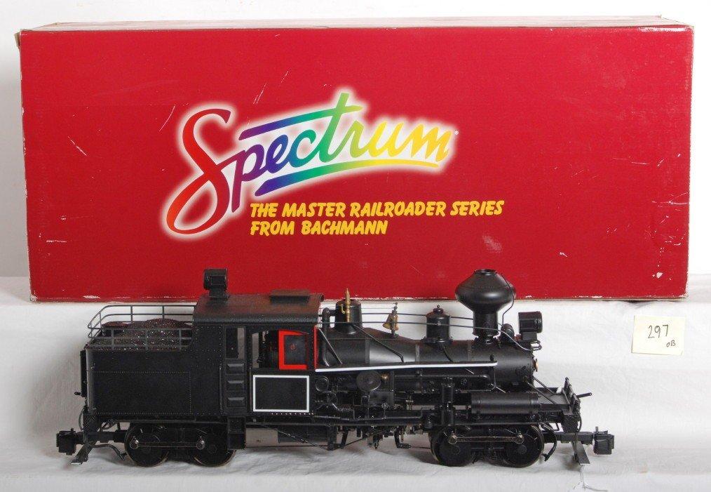 297: Bachmann 81798 undecorated G scale Heisler - 2