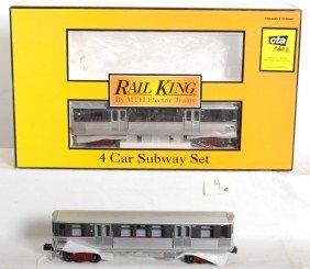 4: Railking Chicago CTA set with Proto