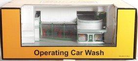 MTH Railking Operating Speedy Car Wash