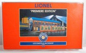 19: Lionel  22918 locomotive backshop accessory