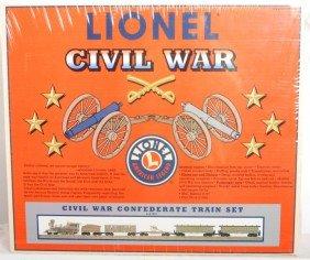 171: Lionel 21901 Confederate Civil War Train Set
