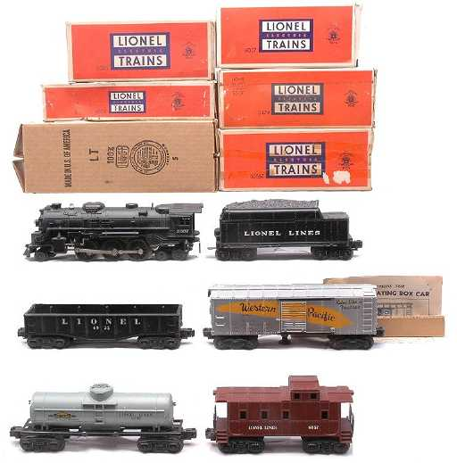 309 Lionel Postwar Freight Set No 1511S Boxed