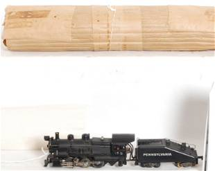 1361: American Flyer 155 switcher Maury Romer collectio