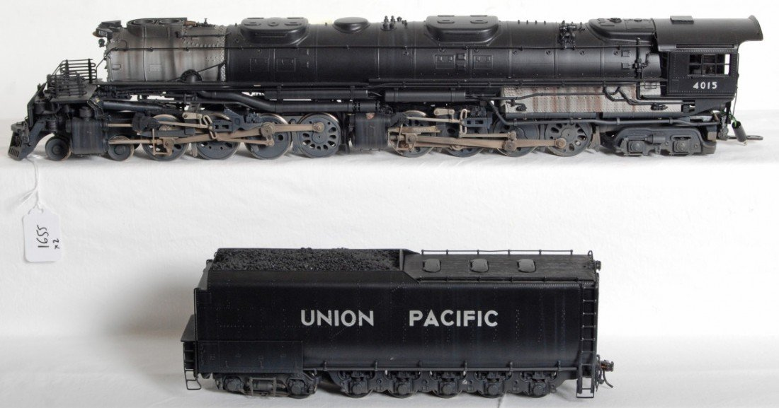 1655: KTM Union Pacific Big Boy4-8-8-4