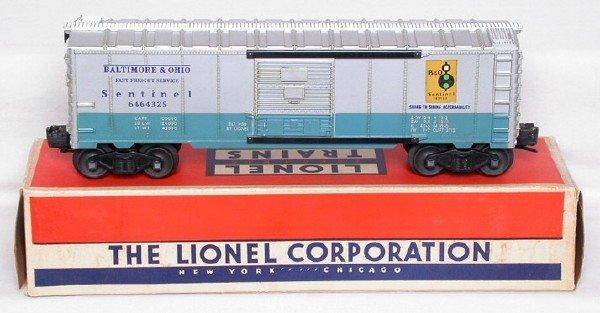 2000: Lionel 6464-325 Baltimore and Ohio Sentinel, OB