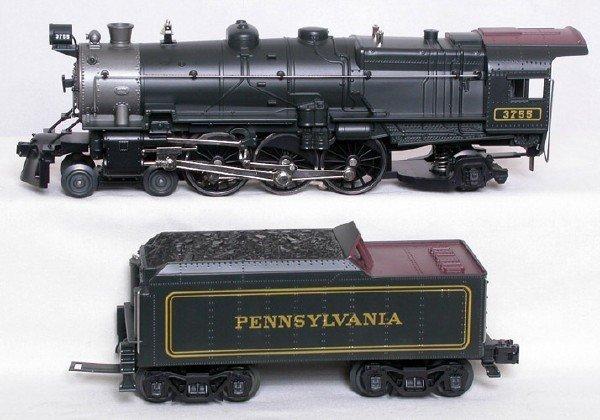 2011: Lionel 28023 Pennsylvania K-4 4-6-2, command