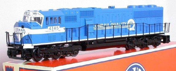 2019: Lionel 18238 Conrail SD70MAC command RailSounds