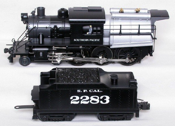 2023: Lionel 18092 Southern Pacific 4-6-0 Camelback