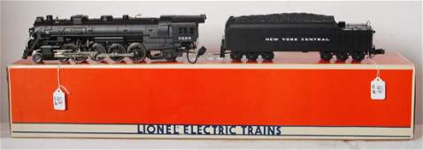 164: Lionel 18009 New York Central Mohawk
