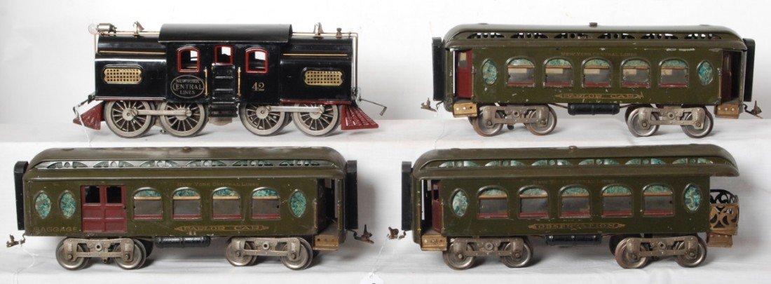 807: Lionel 42 electric, 18, 19, 190 passengers