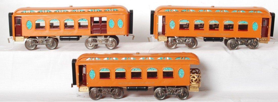 809: Lionel 18, 19, 190 passenger cars restored nicely
