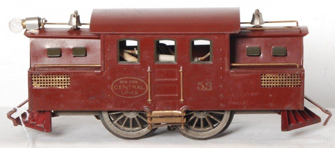 810: Lionel No. 53 electric locomotive standard gauge