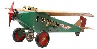 861: Am Flyer Model 560 The Lone Eagle Monoplane