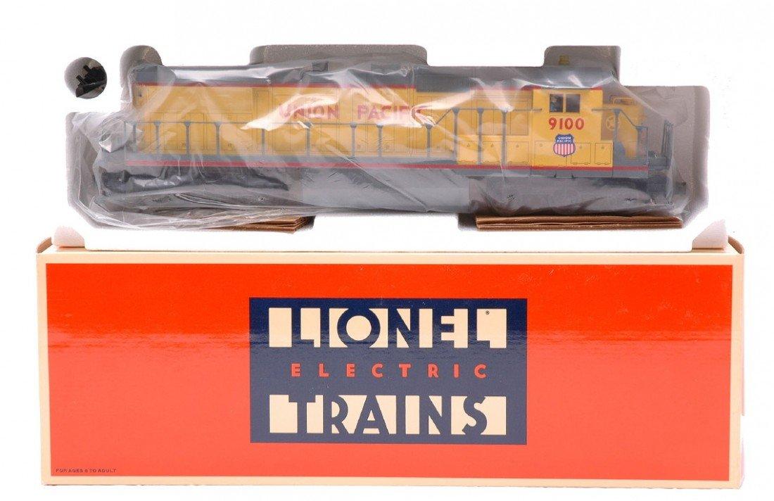 9: Lionel 18205 UP Dash-8 40C Diesel Loco MIB