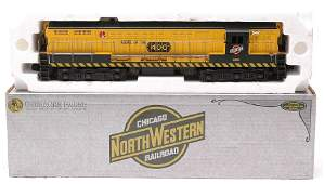 123: Lionel 8056 C&NW Train Master Diesel LN ON