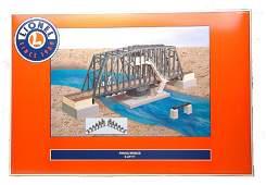 394 Lionel 24111 Swing Bridge LIKE NEW Boxed